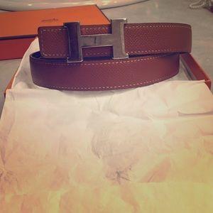 Hermès Women's Belt, Size XS/ 70